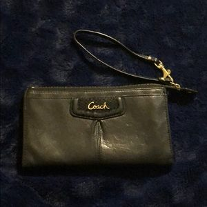 Beautiful leather Coach wallet